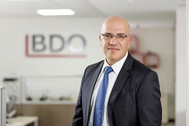 René Merino, BDO Consulting, Marketing Partner / Socio-Lider de Consulting